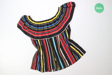Жіноча футболка у смужку Per Una р. L    Довжина: 57 см Напівобхват гр