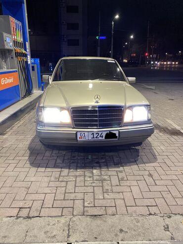 купить мотор мерседес 2 2 дизель в Кыргызстан: Mercedes-Benz E-Class 2.2 л. 1994 | 285000 км