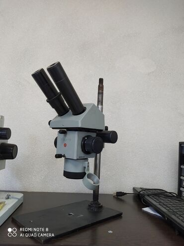 Микроскоп мбс 10  Сатылат