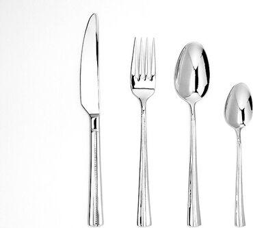 Посуда - Кыргызстан: Продается набор из 24 предметов, 6 вилок, 6 ложек столовых, 6 ложек