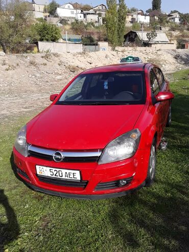 Opel - Кыргызстан: Opel Astra 1.6 л. 2006