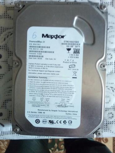 hdd-disk - Azərbaycan: Hard disk 160GB