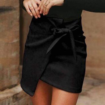 Suknja 1150  Velur