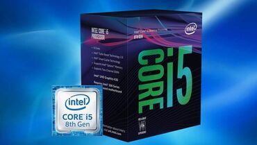 Core i5-8600K 3.6-4.0GHz,9MB Cache L3,6 Cores + 6 Threads,Tray,Coffee