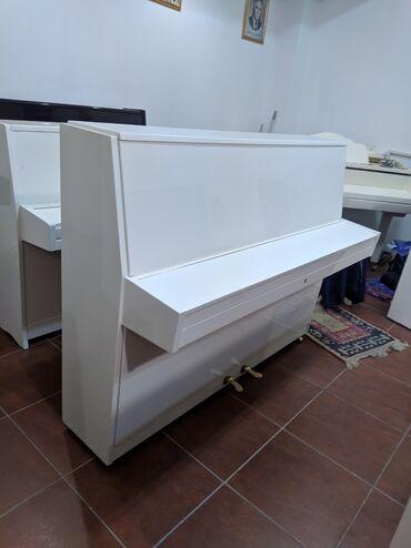 Piano və fortepianolar - Azərbaycan: Bakida Gəncədə Pianolar Satilir.Almaniya,Cexiya,Rusiya