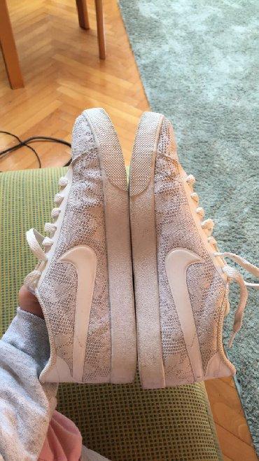 Personalni proizvodi - Cacak: Nike patike broj 38. Nove nosene svega 2 puta, prodaju se bas iz