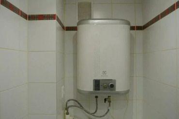 Установка профилактика водонагревателя в Бишкек