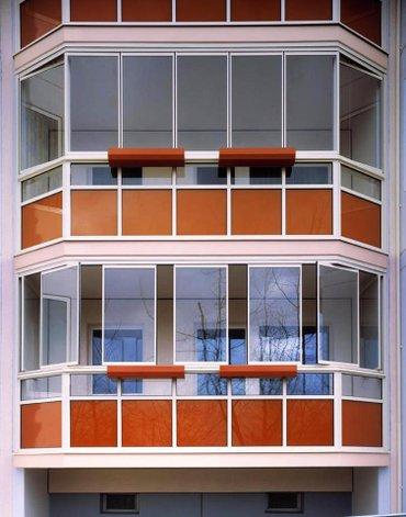 Bakı şəhərində Cam balkon sifarişi.Cam balkon qatlanib acilan sistem ,sürmeli
