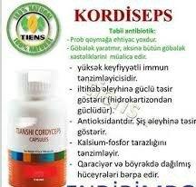 kordiseps - Azərbaycan: Kordiseps məhsulu təbii antibiotikdir. bütün növ soyuqdəymələrdə