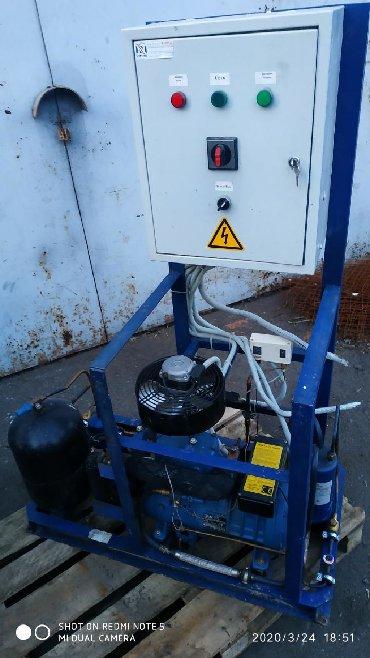 шредеры 13 в Кыргызстан: Цхм Центральная холодильная машина FRASCOLD производство ИТАЛИЯ с