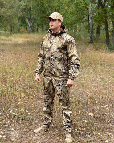 американские бренды мужской одежды в Кыргызстан: *Демисезонный костюм «Барс NEW»* для активного отдыха на природе 🏕