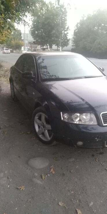 Audi a8 28 tiptronic - Кыргызстан: Audi A4 3 л. 2003 | 1 км