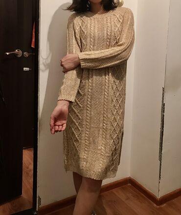 Платье вязанная можно как туника