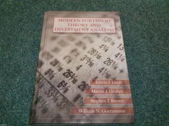 Aston martin dbs 4 mt - Srbija: Naslov: modern portfolio theory and investment analysis 7th edition
