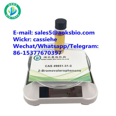 2 Manufacturer price 2-Bromo-1-phenyl-1-pentanone CAS -2/ -0  Hubei A