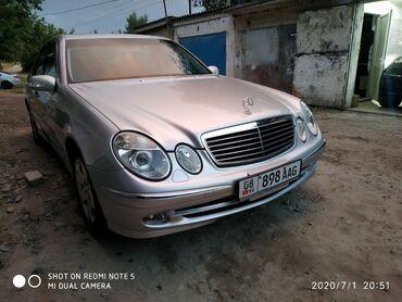 Mercedes-Benz - Кант: Mercedes-Benz E-Class 3.2 л. 2003 | 193000 км