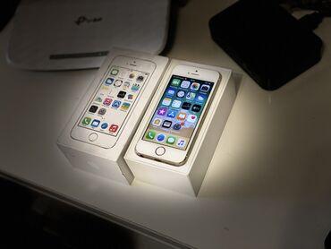 Работа на вынос - Кыргызстан: Б/У iPhone 5s 16 ГБ Золотой