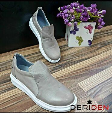 Кроссовки и спортивная обувь в Бостери: Женские слипоны производство Турция. Полностью натуральная кожа