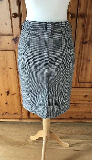 - Azərbaycan: Великолепная черно-белая юбка из коллекции M@S