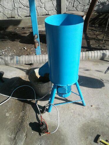 С/х животные - Кыргызстан: Продаю овощерезку для крупно рогатого скота, режет в кашу