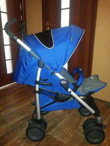 Продаю коляску Chicco Multiway evo в отличном состоянии,Цвет Синий,в и в Бишкек