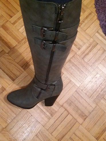 Oliver zenske pantalone - Srbija: Zenske cizme 36  par puta obucene