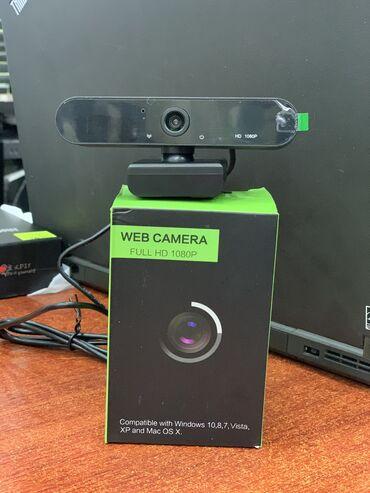Web Kamera 1080P Mic
