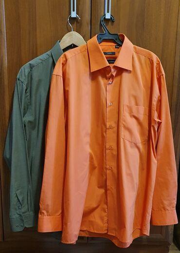 Продаю мужские рубашки в отличном состоянии, размер воротника 43, рост