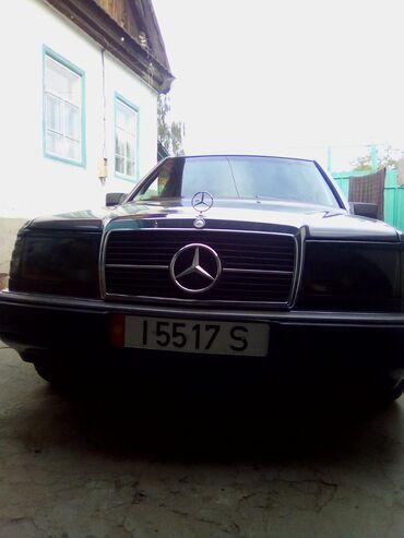 Mercedes-Benz в Ананьево: Mercedes-Benz W124 2 л. 1993