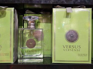 Xırdalan şəhərində Versace etri