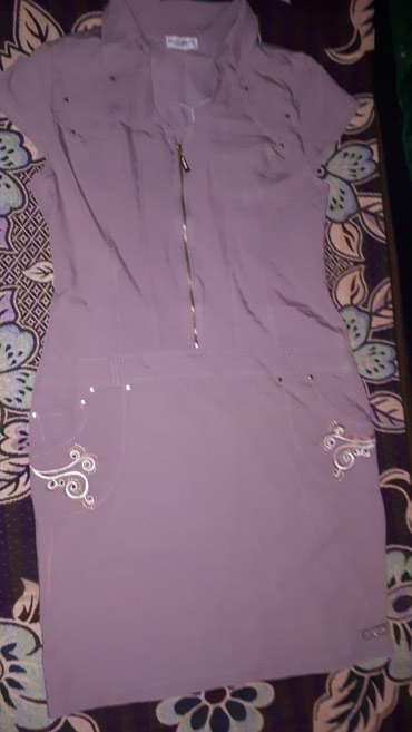 Платье  стричь женское б/у, в отличном в Ат-Баши