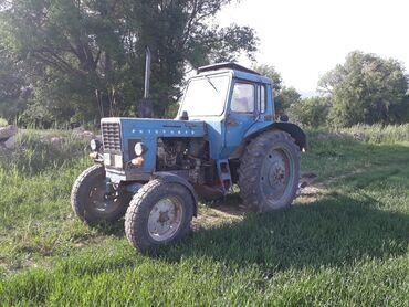 передний мост мтз 80 цена бу в Кыргызстан: Продается трактор 80, состояние отличное, цена 450 тысяч тел