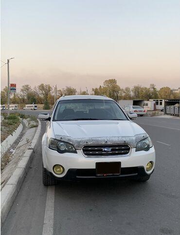 Subaru Outback 3 л. 2005 | 170 км