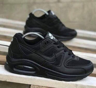 Crne Nike Air Max ponovo stigle🥰Brojevi od 41 do 46Cena 3000 dinara