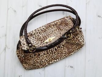 Личные вещи в Украина: Фирменная,стильная нарядная леопардовая сумка Pier Lucci Длина: 23 см