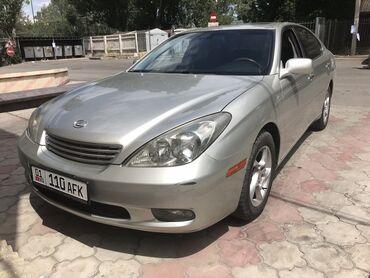 Lexus - Бензин - Бишкек: Lexus ES 3 л. 2002 | 155214 км