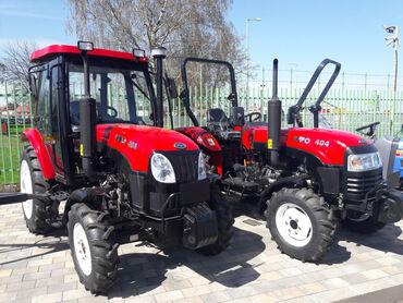 Грузовой и с/х транспорт - Кыргызстан: Yto трактор сатылат, 404 модельописание трактора:колесный трактор