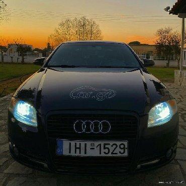 Audi A4 1.8 l. 2007 | 12252 km