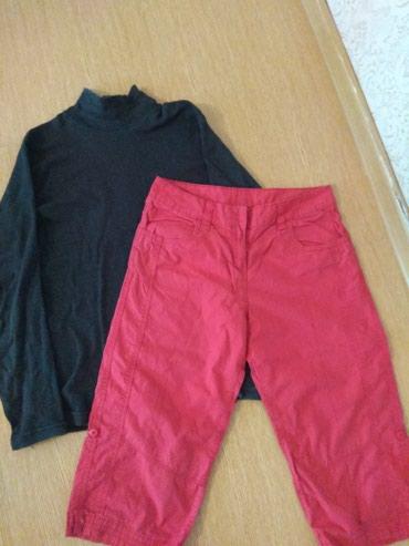 Мужская одежда 46-48 цена за двоих 200с Шорты мало было одето в Бишкек