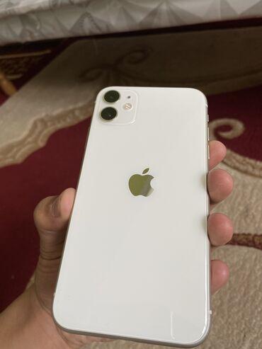 купить переходник с телефона на телевизор в Кыргызстан: Продаю Айфон 11  состояние: идеал 10 из 10 всё работает АКБ : 85% с ко