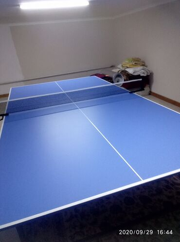 стол теннисный купить в Кыргызстан: Теннис столу # теннисные столы#теннисный стол#