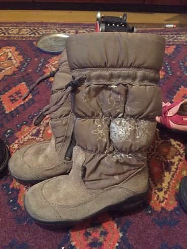 спортивную обувь ecco в Кыргызстан: Сапоги зимние Ecco размер 28 очень хорошее состояние как новые . 500