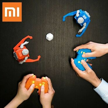Xiaomi Robot Soccer SIMI: футболисты-роботы Xiaomi  Xiaomi Robot Socc