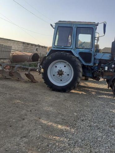 Yük və kənd təsərrüfatı nəqliyyatı Cəlilabadda: Kənd təsərrüfatı maşınları