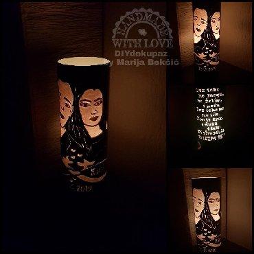 Rasveta | Varvarin: Personalizovane stone lampeNeobicne i drugacije personalizovane lampe