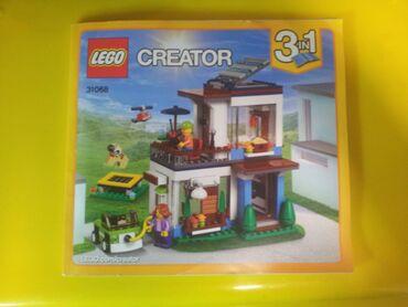 Bez torbica - Srbija: Lego creator modular House 3 in 1,Odličan set za igranje, original Leg