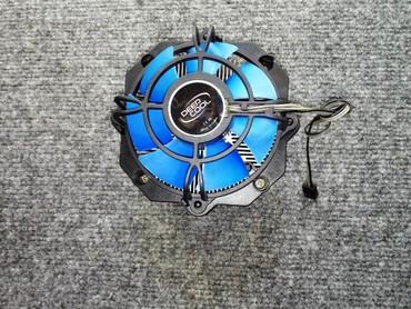 Системы охлаждения в Кыргызстан: Кулер на 775 сокет.Фирма: DEEPCOOLМодель: ALPHA-30Размер: стандарт