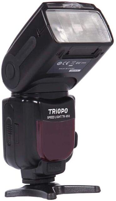 Flash Triopo tr 950Fotoaparat ucun flash (vspiska)Canon, Nikon