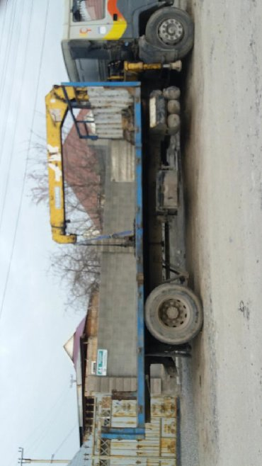 Эвакуатор кран манипулятор - Кыргызстан: Услуги Манипулятора Услуги Кран Выезд 24/7Бишкек Сокулук Кара Балта