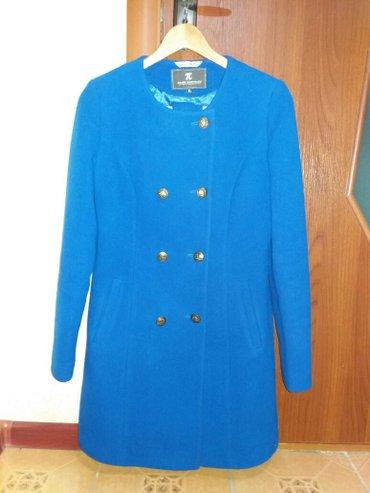 продаю пальто 44-46р.в отличн.состоянии(очень красивый цвет) в Бишкек